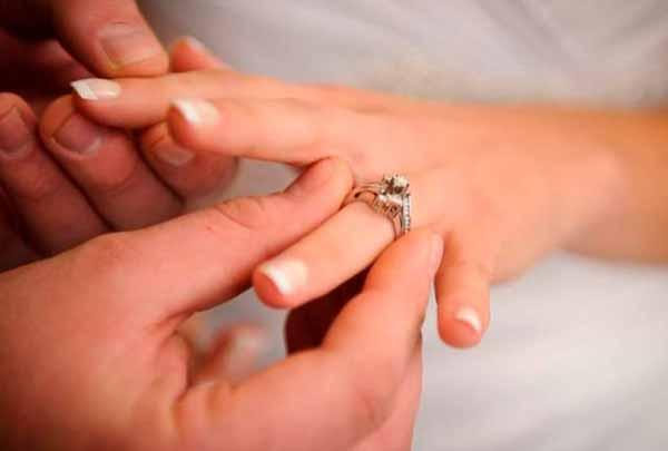 Десятини і шлюб