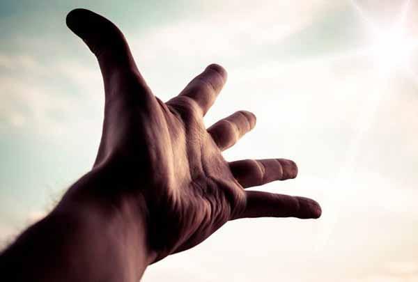 Сильна рука!