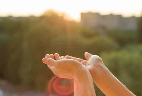 Підняті руки