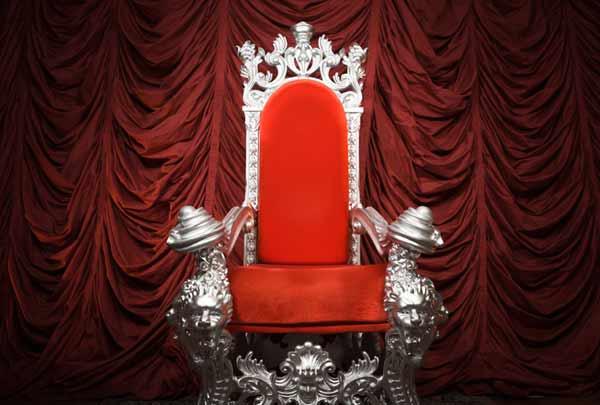 На троні з Отцем