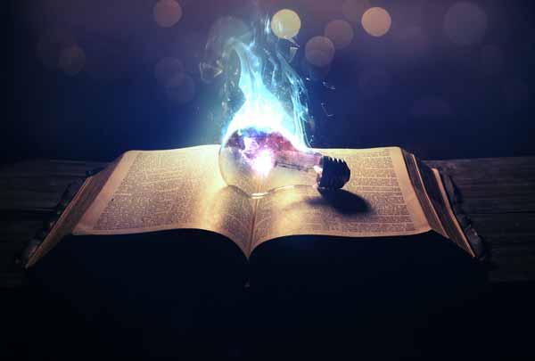 Заповідь - світильник